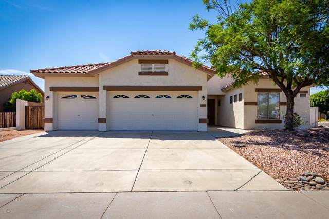 25440 N 72ND Avenue, Peoria, AZ 85383 (MLS #6097280) :: Revelation Real Estate