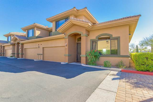16820 E La Montana Drive #104, Fountain Hills, AZ 85268 (MLS #6097320) :: Brett Tanner Home Selling Team