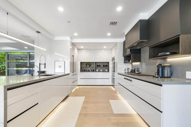 7157 E Rancho Vista Drive #4001, Scottsdale, AZ 85251 (MLS #6097333) :: Brett Tanner Home Selling Team