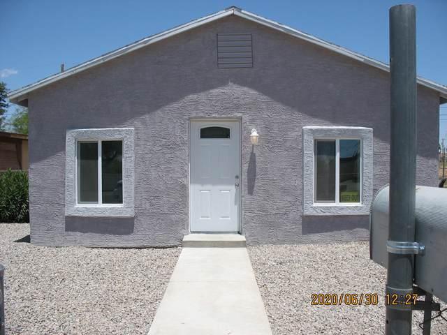 662 W Taylor Avenue, Coolidge, AZ 85128 (MLS #6097334) :: Klaus Team Real Estate Solutions