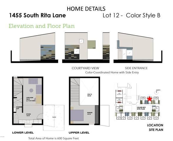 1455 S Rita Lane, Tempe, AZ 85281 (MLS #6097347) :: Scott Gaertner Group