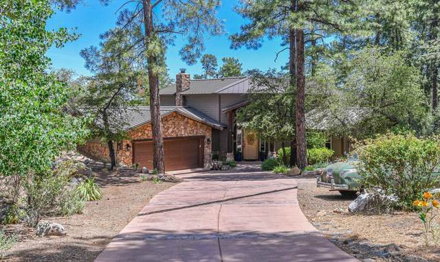 1500 Conifer Ridge Lane, Prescott, AZ 86303 (MLS #6097361) :: Homehelper Consultants