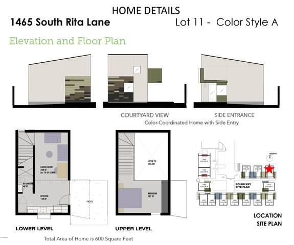 1465 S Rita Lane, Tempe, AZ 85281 (MLS #6097364) :: Brett Tanner Home Selling Team
