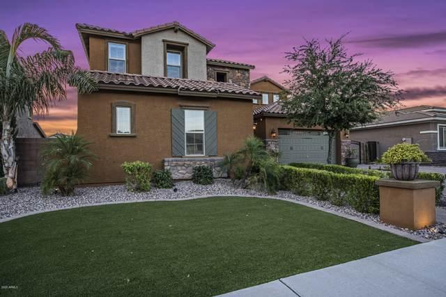2826 E Odessa Street, Mesa, AZ 85213 (MLS #6097386) :: The Laughton Team