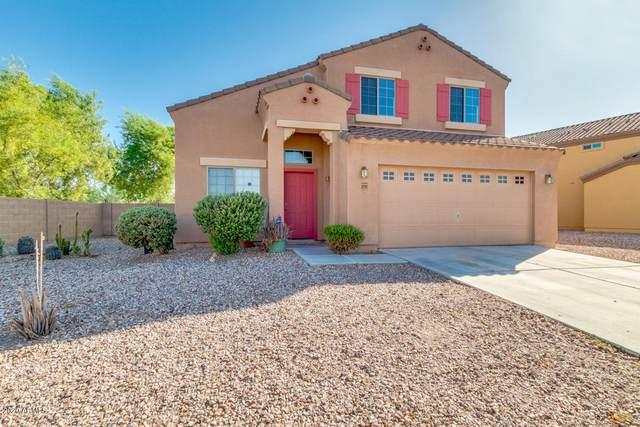 23701 W Pecan Road, Buckeye, AZ 85326 (MLS #6097389) :: Devor Real Estate Associates
