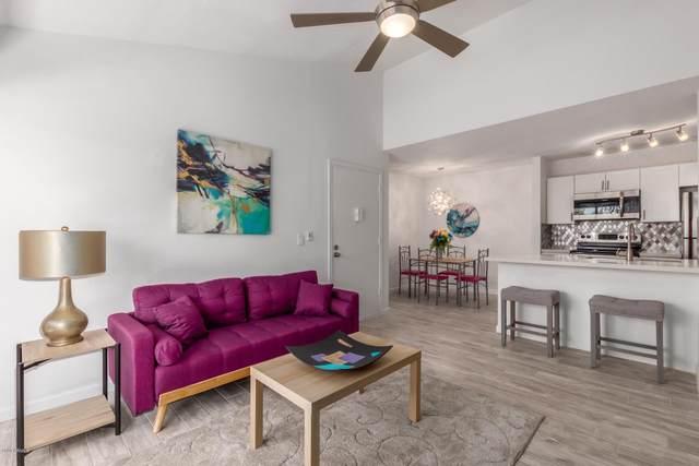 8055 E Thomas Road B205, Scottsdale, AZ 85251 (MLS #6097391) :: The Daniel Montez Real Estate Group