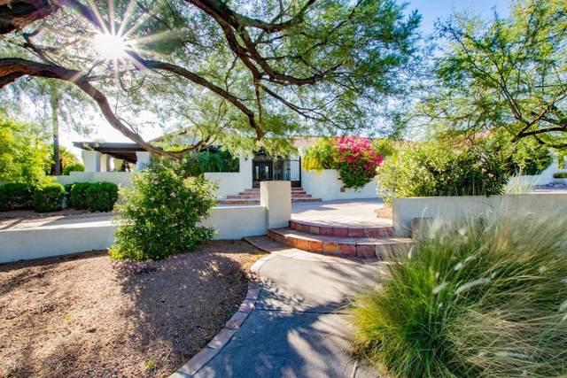 6120 N 34TH Place, Paradise Valley, AZ 85253 (MLS #6097399) :: Brett Tanner Home Selling Team