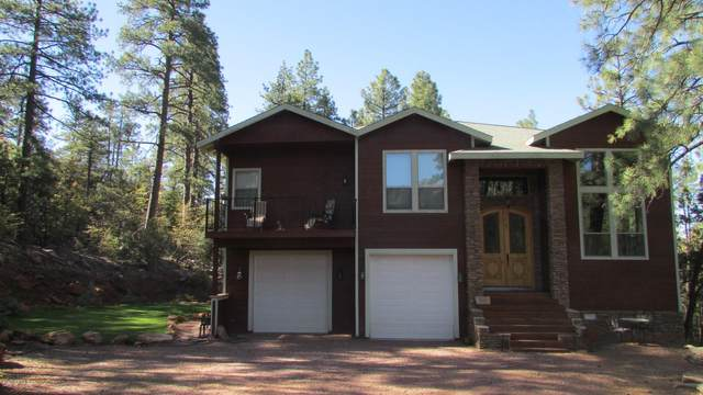 415 E Rim Estates Trail, Payson, AZ 85541 (MLS #6097403) :: The Bill and Cindy Flowers Team