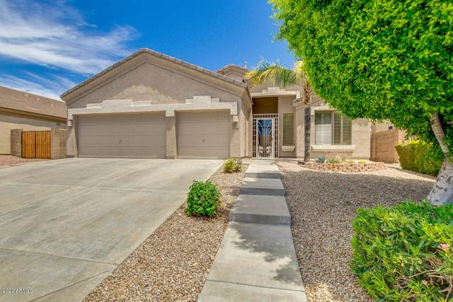 9142 W Pontiac Drive, Peoria, AZ 85382 (MLS #6097407) :: Howe Realty