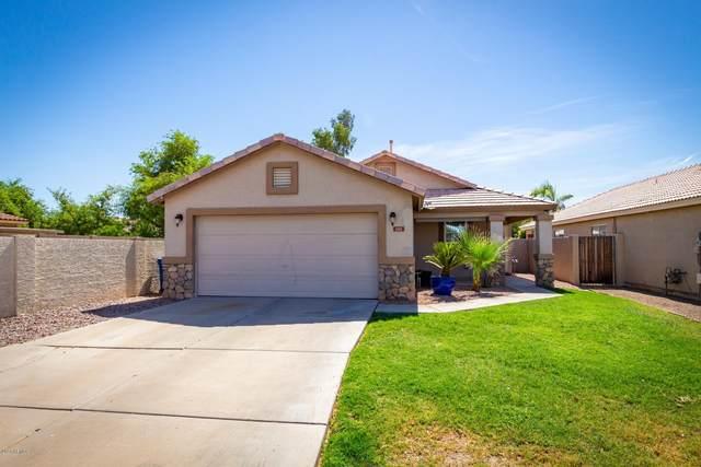 595 N Amber Court, Chandler, AZ 85225 (MLS #6097408) :: Klaus Team Real Estate Solutions