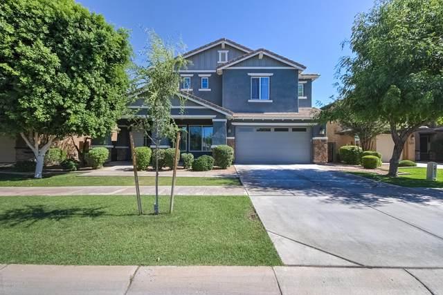 3541 E Weather Vane Road, Gilbert, AZ 85296 (MLS #6097410) :: Scott Gaertner Group