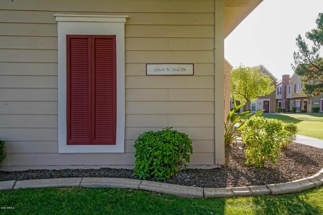 18804 N 33RD Drive #4, Phoenix, AZ 85027 (MLS #6097419) :: Kepple Real Estate Group