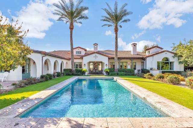 6116 E Exeter Boulevard, Scottsdale, AZ 85251 (MLS #6097423) :: Dave Fernandez Team | HomeSmart
