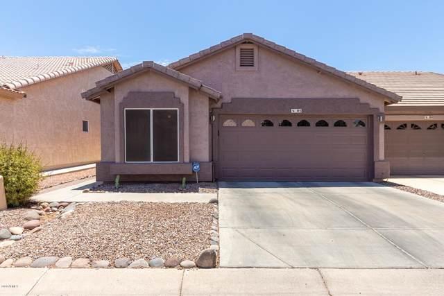6610 E University Drive #85, Mesa, AZ 85205 (MLS #6097431) :: Klaus Team Real Estate Solutions