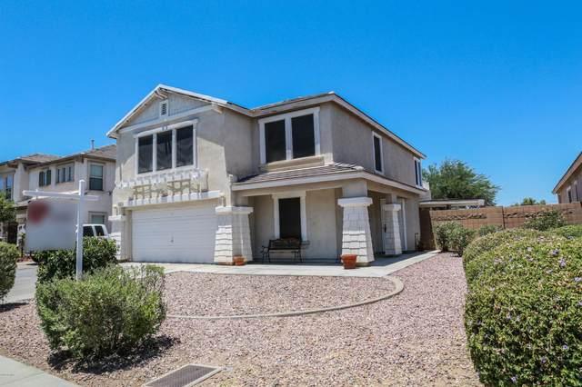 6982 W Midway Avenue, Glendale, AZ 85303 (MLS #6097448) :: Howe Realty
