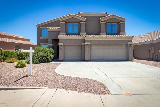 37017 W Leonessa Avenue, Maricopa, AZ 85138 (MLS #6097455) :: Lux Home Group at  Keller Williams Realty Phoenix