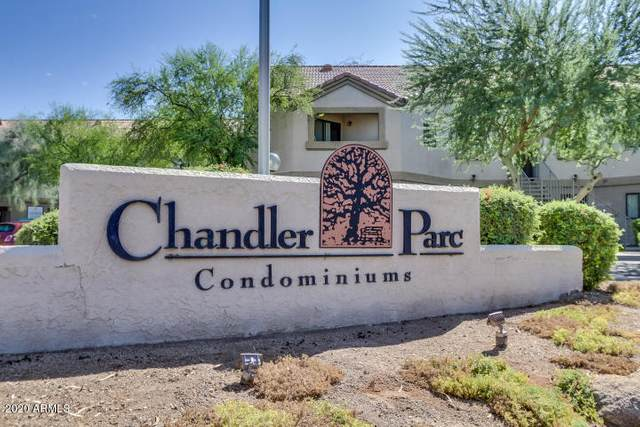 1287 N Alma School Road #153, Chandler, AZ 85224 (MLS #6097471) :: Lifestyle Partners Team