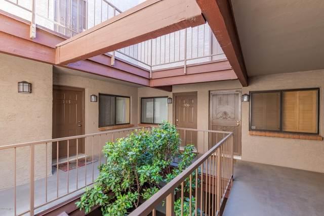 17 E Ruth Avenue #305, Phoenix, AZ 85020 (MLS #6097483) :: Kepple Real Estate Group