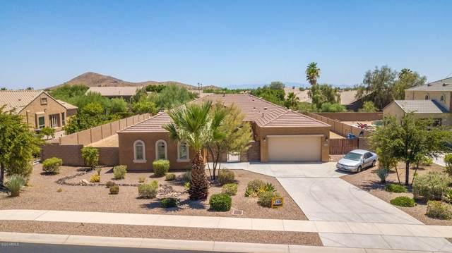 6615 W Leiber Place, Glendale, AZ 85310 (MLS #6097499) :: Howe Realty