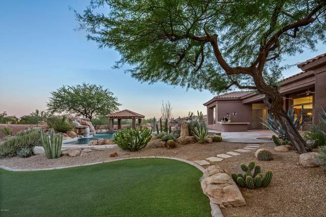 8257 E Arroyo Hondo Road, Scottsdale, AZ 85266 (MLS #6097527) :: The Luna Team