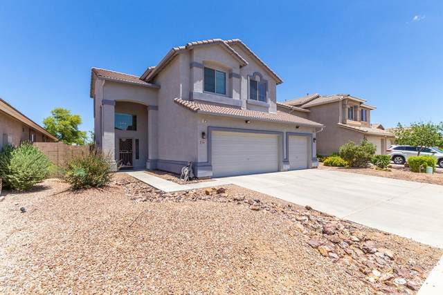 2042 W Goldmine Mountain Drive, Queen Creek, AZ 85142 (MLS #6097553) :: Nate Martinez Team