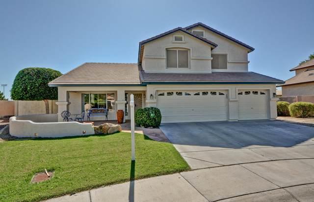 12439 N 60TH Lane, Glendale, AZ 85304 (MLS #6097563) :: Howe Realty