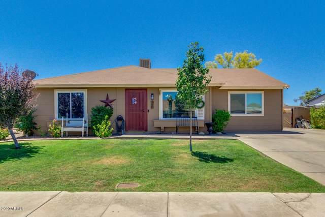 739 E Hackamore Street, Mesa, AZ 85203 (MLS #6097566) :: The Bill and Cindy Flowers Team