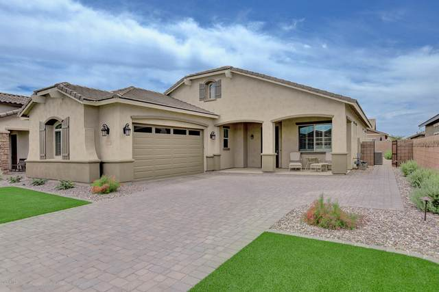 20571 E Carriage Way, Queen Creek, AZ 85142 (MLS #6097569) :: Kepple Real Estate Group