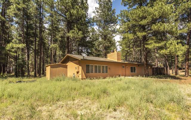 1260 W Schultz Pass Road, Flagstaff, AZ 86001 (MLS #6097570) :: Brett Tanner Home Selling Team
