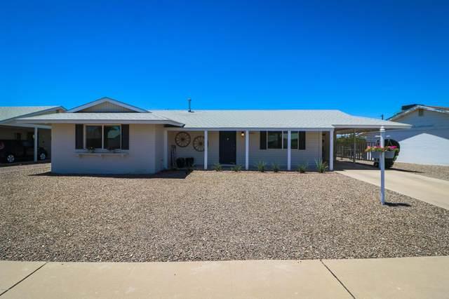 10247 W El Dorado Drive, Sun City, AZ 85351 (MLS #6097598) :: The Garcia Group