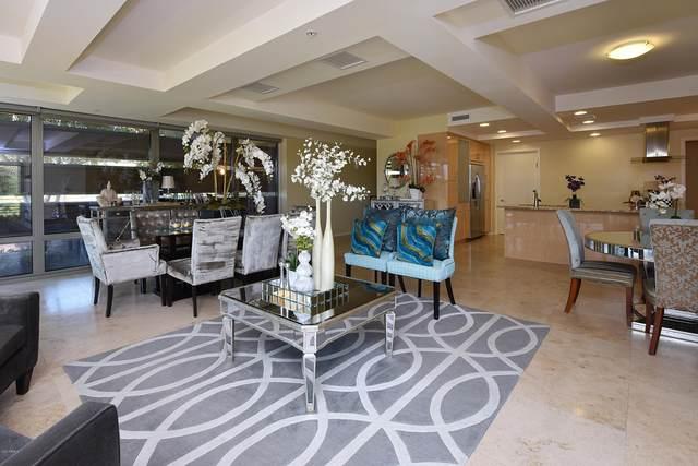 7117 E Rancho Vista Drive #4011, Scottsdale, AZ 85251 (MLS #6097618) :: Lifestyle Partners Team