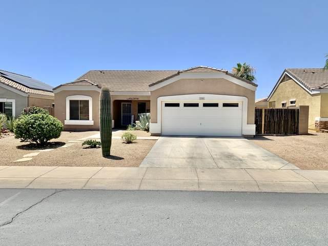 12181 W Dreyfus Drive, El Mirage, AZ 85335 (MLS #6097629) :: Klaus Team Real Estate Solutions
