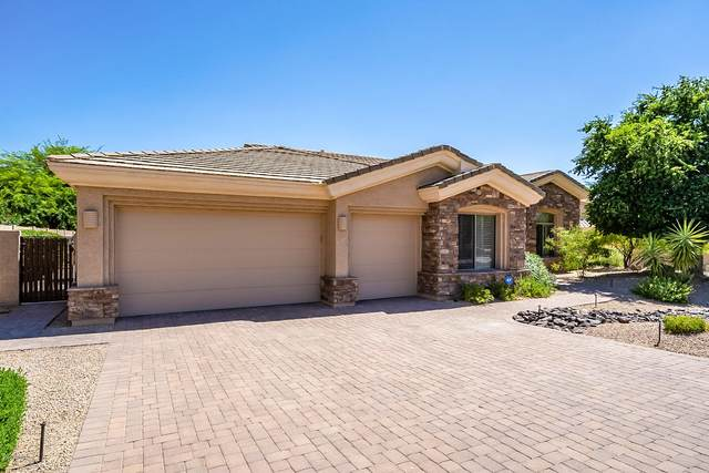 7719 E La Junta Road, Scottsdale, AZ 85255 (MLS #6097636) :: The Garcia Group