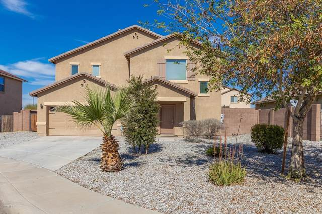 25168 W Carson Court, Buckeye, AZ 85326 (MLS #6097653) :: Klaus Team Real Estate Solutions