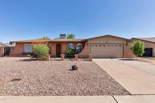 2365 W Portobello Avenue, Mesa, AZ 85202 (MLS #6097654) :: Brett Tanner Home Selling Team