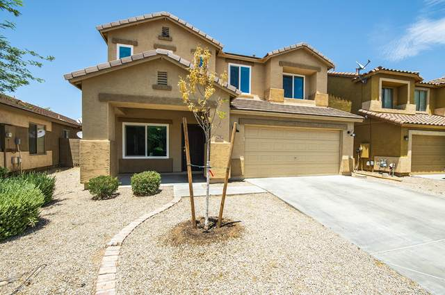 2628 W Jasper Butte Drive, Queen Creek, AZ 85142 (MLS #6097662) :: Nate Martinez Team