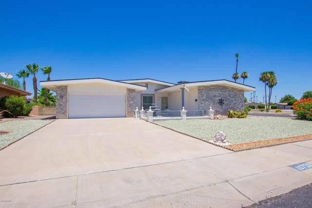 10702 W Palmeras Drive, Sun City, AZ 85373 (MLS #6097663) :: The Garcia Group