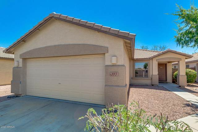 417 S 125TH Avenue, Avondale, AZ 85323 (MLS #6097668) :: Klaus Team Real Estate Solutions