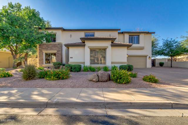 4138 E Clubview Drive, Gilbert, AZ 85298 (MLS #6097669) :: Openshaw Real Estate Group in partnership with The Jesse Herfel Real Estate Group