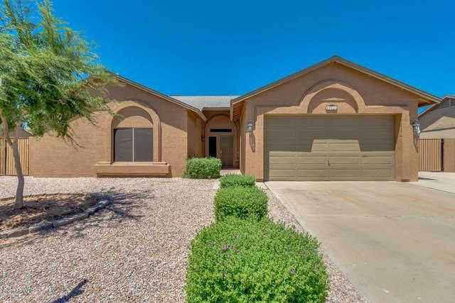 10236 W Oregon Avenue, Glendale, AZ 85307 (MLS #6097673) :: Howe Realty
