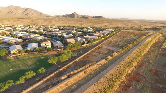 0 Hunt Highway, Gilbert, AZ 85298 (MLS #6097679) :: Openshaw Real Estate Group in partnership with The Jesse Herfel Real Estate Group