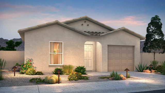 186 E Taylor Avenue, Coolidge, AZ 85128 (MLS #6097699) :: Devor Real Estate Associates