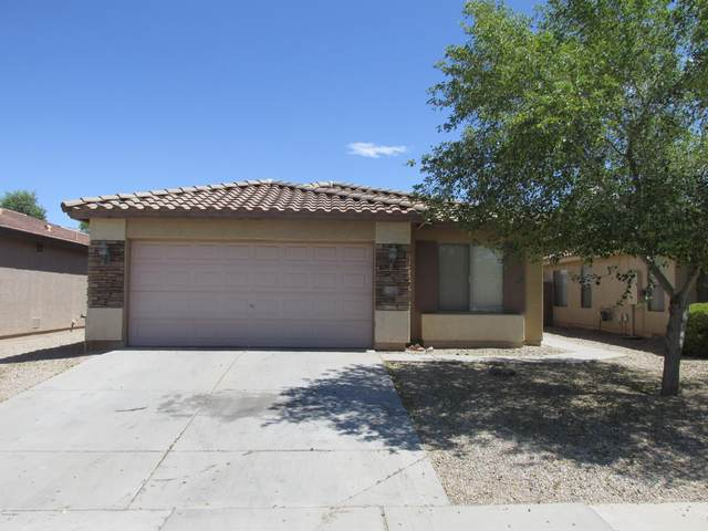 43641 W Bedford Drive, Maricopa, AZ 85138 (MLS #6097709) :: Klaus Team Real Estate Solutions