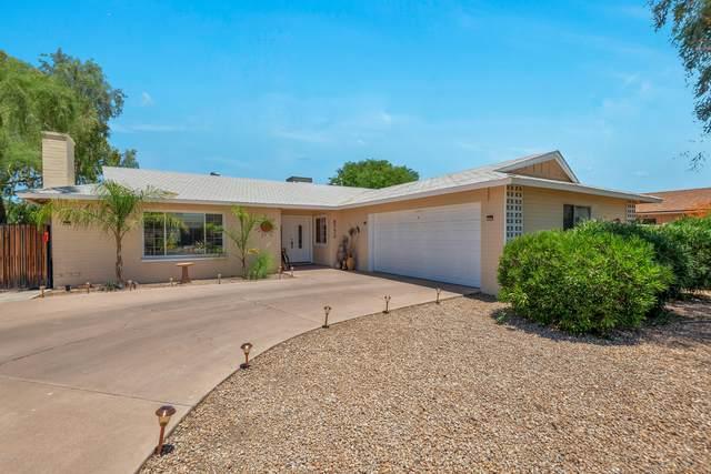 8732 E Valley Vista Drive, Scottsdale, AZ 85250 (MLS #6097717) :: Klaus Team Real Estate Solutions