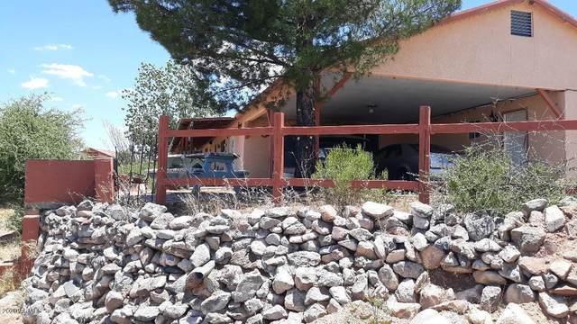 2410 E Clanton Road, Tombstone, AZ 85638 (MLS #6097722) :: Service First Realty