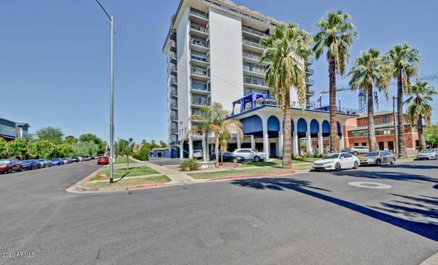 805 N 4TH Avenue #102, Phoenix, AZ 85003 (MLS #6097725) :: My Home Group