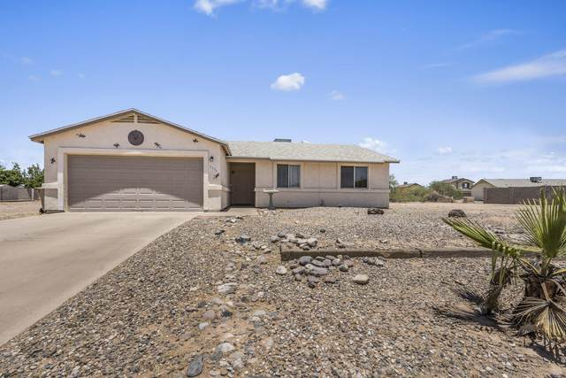 8554 W Raven Drive, Arizona City, AZ 85123 (MLS #6097733) :: Dave Fernandez Team | HomeSmart