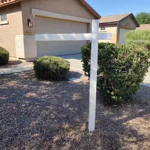 5428 S Dove Valley, Buckeye, AZ 85326 (MLS #6097735) :: Klaus Team Real Estate Solutions
