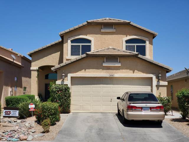 38185 N Jonathan Street, San Tan Valley, AZ 85140 (MLS #6097741) :: Arizona Home Group