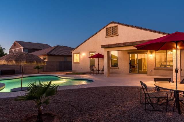 19182 N Salerno Drive, Maricopa, AZ 85138 (MLS #6097760) :: Kepple Real Estate Group